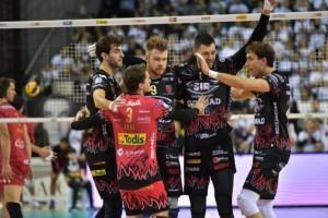 VolleyM, Superlega UnipolSai A1: il punto sulla diciottesima giornata