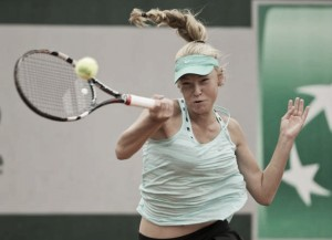 French Open: Bad day for Americans in girls singles