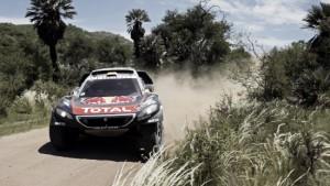 Rally Dakar 2016: StephanePeterhansel, rey de reyes