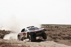 Rally Dakar 2016: la experiencia de Peterhansel se impone en Uyuni