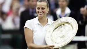 Wimbledon : Kvitova balaye Bouchard en manque de génie