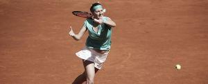 Kvitova sufrió para vencer a Vandeweghe