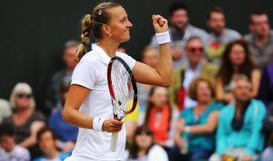Kvitova vince Wimbledon in una finale senza storia