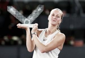 WTA Madrid: Petra Kvitova outlasts Kiki Bertens, claims fourth title of 2018