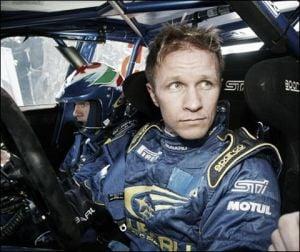 Posible vuelta de Solberg al WRC
