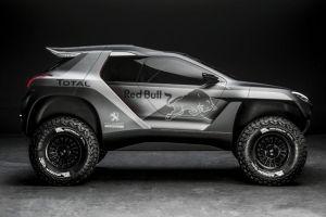 Dakar 2015: Peugeot, la alternativa a los Mini