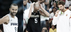 NBA, tre storie olimpiche all'ombra dell'Alamo