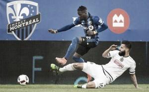 Philadelphia Union vs. Montreal Impact Live Stream Updates and Results of 2016 MLS (1-1)