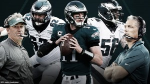 Las mejores ofensivas de la Conferencia Nacional de la NFL
