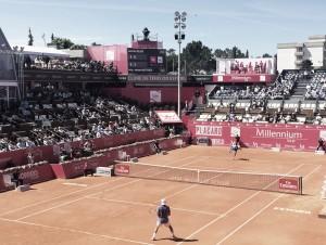 ATP Estoril: Paul-Henri Mathieu outlasts local player Gastão Elias