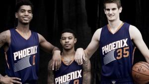 """Phoenix """"Teenagers"""" Suns"""