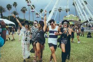 Los looks de las 'celebrities' en el festival de Coachella
