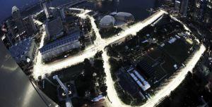 Singapour, il fait nuit en Formule 1