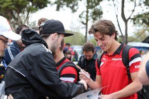 """Roberto Merhi: """"He sido capaz de conseguir un buen ritmo que ayude a mi aclimatación"""""""