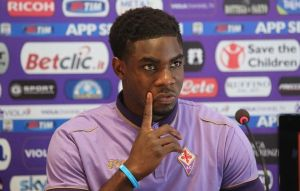 "Richards: ""I compagni mi traducono ciò che dice Montella dicendo 'You, player, shoot!' """