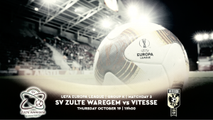 Waregem - Vitesse: por la resurrección europea