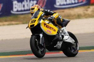 Moto2: Jordi Torres se impone en Motorland Aragón