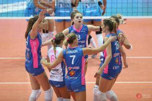 Volley, A1 femminile - La quarta giornata: primo turno infrasettimanale della Regular Season