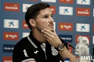 """Piatti: """"Quiero seguir más tiempo en el Espanyol"""""""