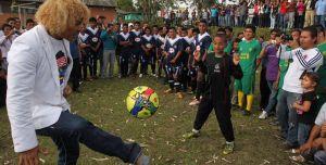 La otra Copa América, la de los indígenas