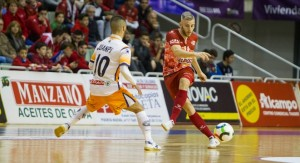 Plásticos Romero Cartagena asalta el Palacio de los Deportes de Murcia