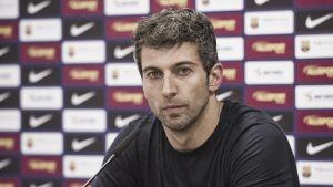 """Jordi Torras, en su despedida: """"Mi ilusión era retirarme aquí"""""""