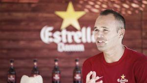 """Iniesta: """"Esta forma de pretemporada es perfecta"""""""