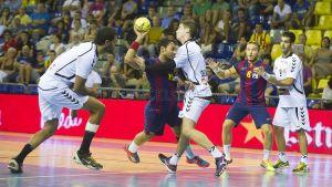 BM Aragón - MMT Seguros BM Zamora: primer partido en el Siglo XXI