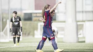 El Barça golea al Fundación Albacete sin piedad
