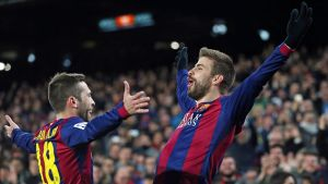 FC Barcelona - Villarreal: puntuaciones Barcelona, ida semifinales Copa del Rey