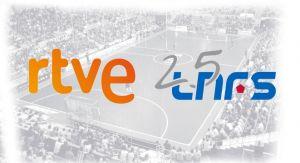 TVE retransmitirá en abierto la LNFS las dos próximas temporadas