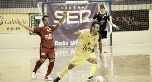 ElPozo Murcia - Jaén Paraíso Interior: en la Copa de espera