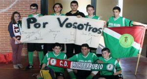 El CD Monterrubio recibirá un sentido homenaje por parte de la LNFS