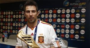 Jordi Torras, Bota de Oro de la Euro 2012