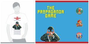 Sorteamos 5 packs de merchandising de 'The propaganda game'