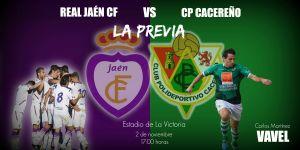 Real Jaén-Cacereño: necesidad en La Victoria