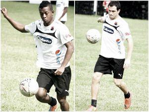 Brayan Angulo y Hernán Hechalar volverán a la acción esta semana