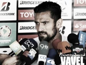 """Andrés Pérez: """"Se vienen cuatro partidos en los cuales no podemos dar ventajas"""""""