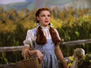 Subastan el vestido de Dorothy de Mago de Oz