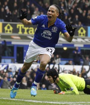 Everton take three points off a poor Chelsea