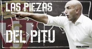 Sporting de Gijón - Real Madrid: las piezas del 'Pitu'
