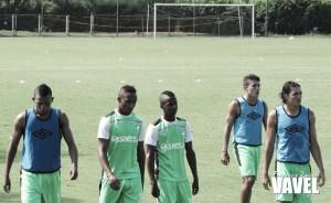 Convocados por 'Pecoso' para la ida de la Superliga