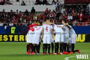 El Sevilla puede superar su mejor balance histórico en Liga