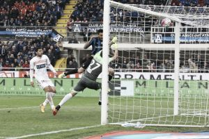 Troppa Atalanta per il Carpi, 3-0 e sogni di Europa