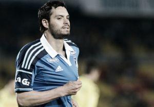 Sebastián Pinto marcó su primer gol como embajador