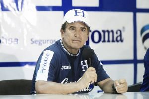 Para Jorge Luis Pinto, es motivante medirse ante México