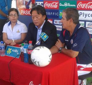 Jorge Luis Pinto sostiene alineación titular en secreto