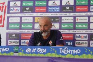"""Fiorentina, Pioli: """"Siamo sulla buona strada. Atalanta forte, ma dobbiamo dimostrare di esserci"""""""