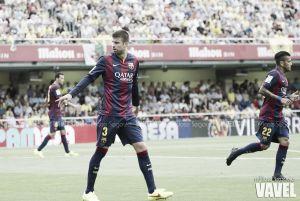 """Gerard Piqué: """"Jugar una final contra el Madrid sería algo histórico"""""""