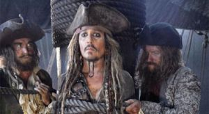Primera imagen de 'Piratas del Caribe: Dead Men Tell no Tales'